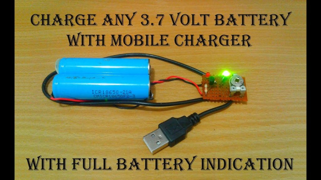 Power Supply & Battery Charger Circuits