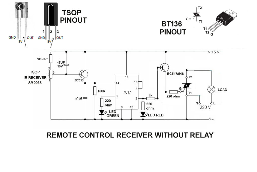 Remote Switch without Relay