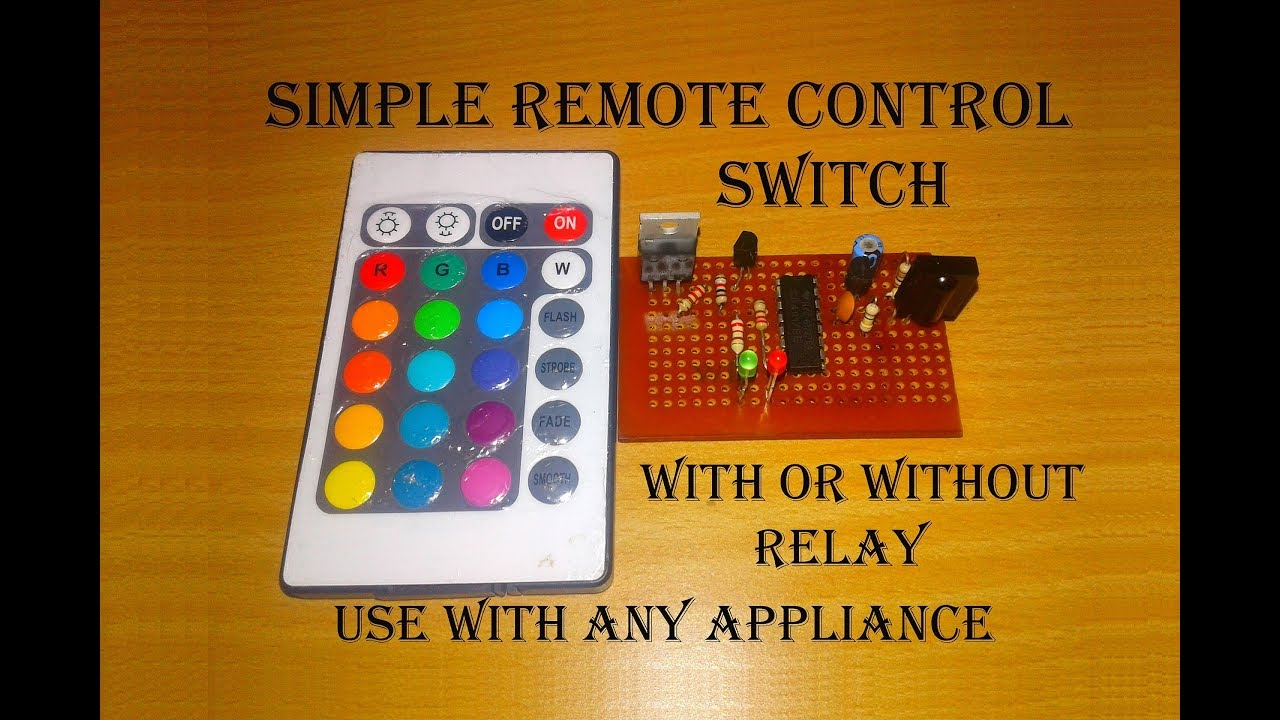 Remote & Switch Circuits