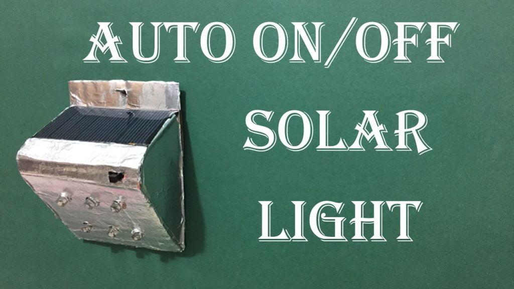 solar light / garden light