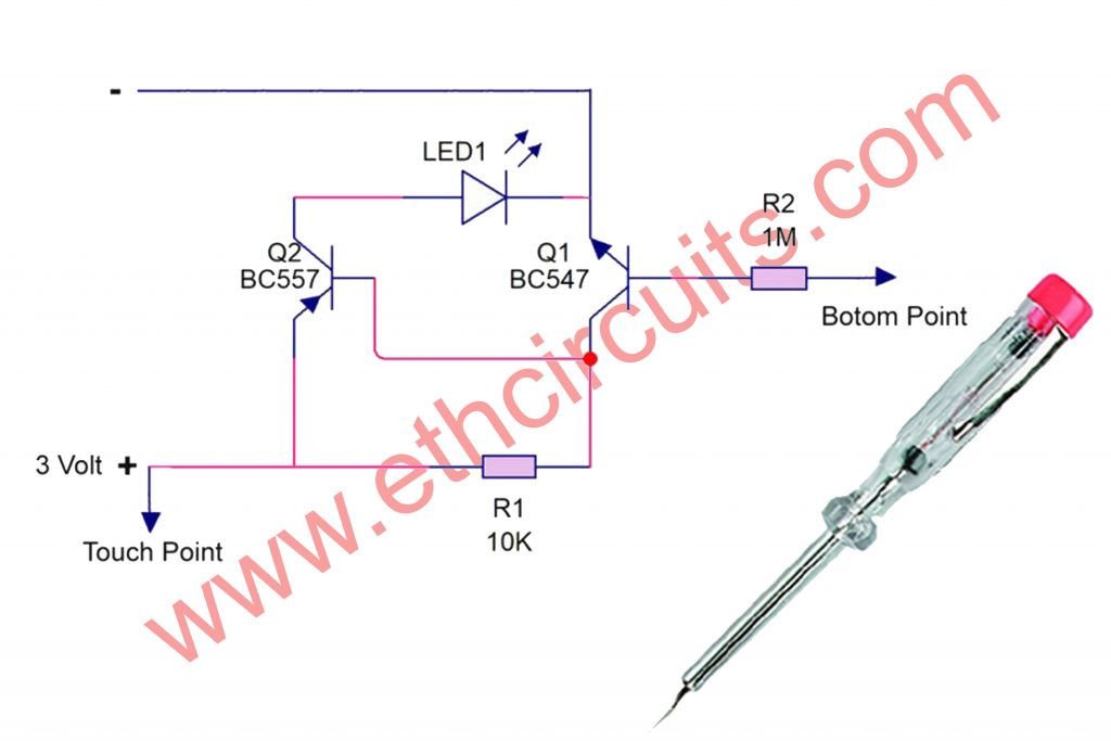 How to make a magic/continuity tester at home