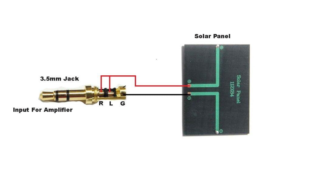 li-fi audio transmission receiver circuit diagram