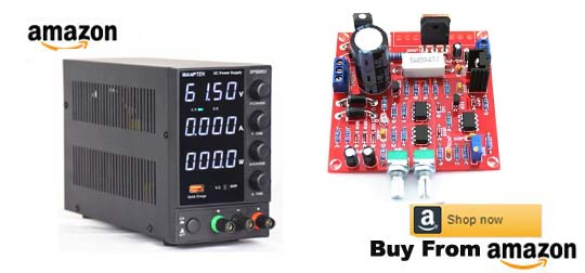 bench power supply amazon.com
