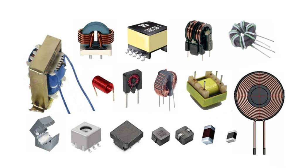 what is inductor , types of inductor