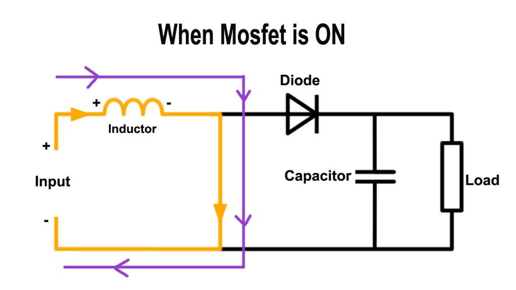 how voltage booster circuit works